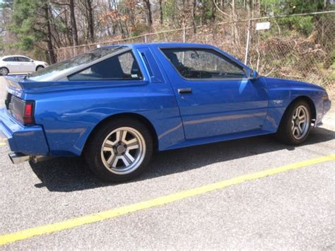 1988 Chrysler Conquest Tsi by 1988 Chrysler Conquest Tsi For Sale Photos Technical