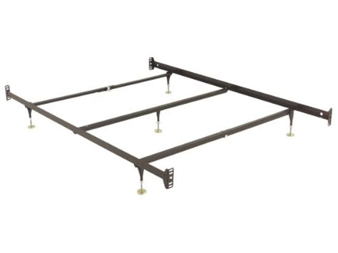 Low Price Bed Frames Low Price Metal Bed Frame With Adjustable Glides