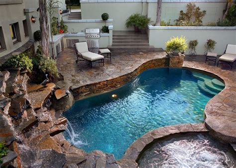 Small Backyard Pool Ideas Small Pool Idea Pool Ideas Decks Backyards And Middle