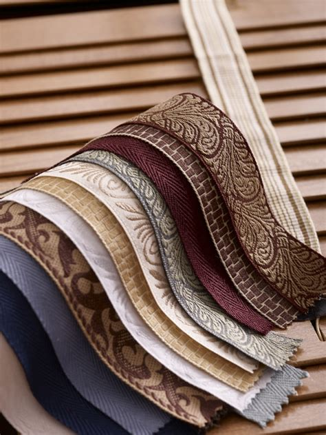 wood pattern tape cloth tapes for window treatmets be home