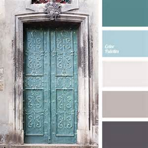 complimentary color for grey pastel shades of dark blue and blue color palette ideas