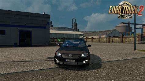 volkswagen passat  interior  updated  ets mods scs mods euro truck