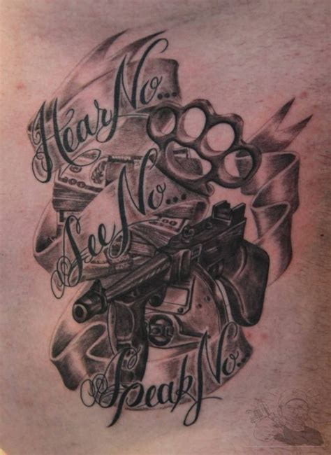 tattoo new design 2017 15 outstanding gangster tattoos designs 2017 designslayer