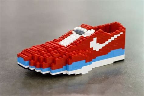 lego shoes lego doubles as nike shoe this was nominated for best