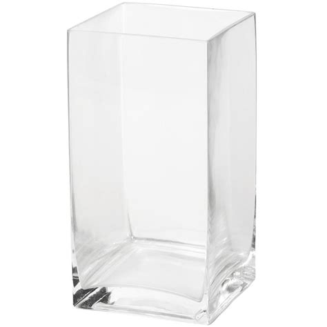 Wholesale Square Glass Vases by Square Glass Photo Vase Wholesale