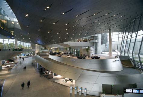 Design Event Munich | bmw welt munich event and delivery center e architect