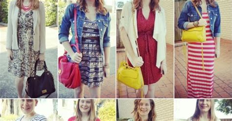 Dressing Recap 2 by Away From Blue Frocktober 2015 Wrap Up