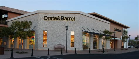 furniture store tuscon az la encantada crate and barrel