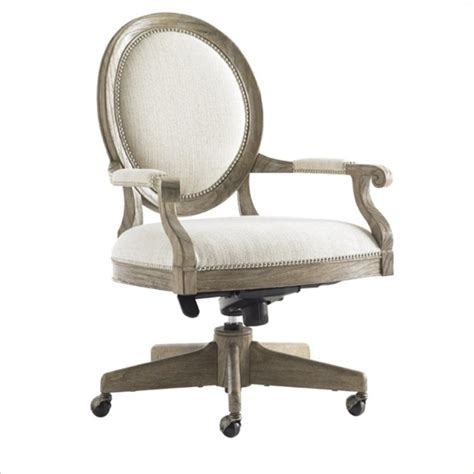 Traditional Office Chairs by Sligh Barton Creek Bradshaw Desk Chair Traditional Office