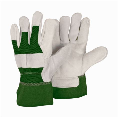 Garden Gloves by Briers Reinforced Rigger Gardening Gloves 0380