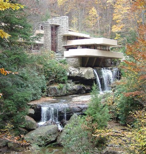 Frank Lloyd Wright Organic Architecture | organic architecture 12 beautifully curved buildings