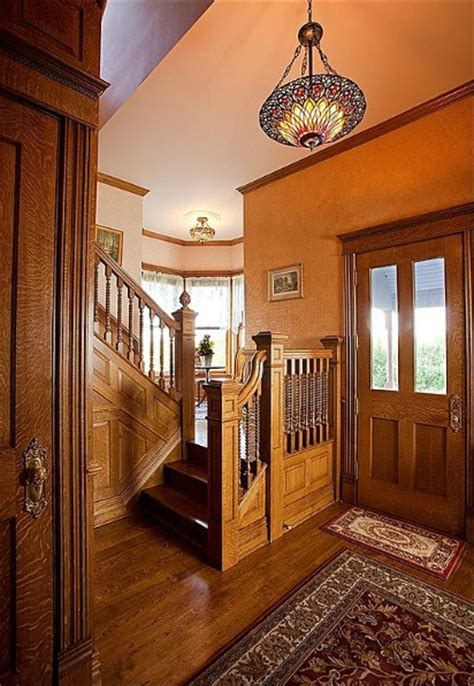 Queen Anne Style House Plans by A Queen Anne Victorian Designed In 1885 But Built In 2002