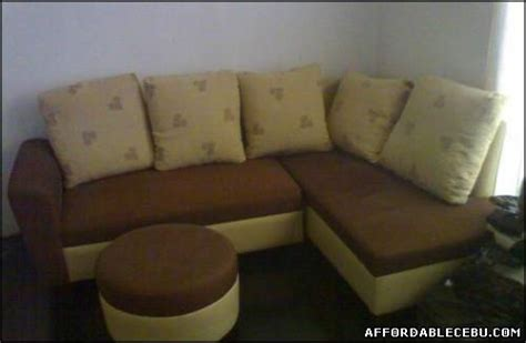 sofa for sale philippines brown sectional sofa l shape for sale cebu philippines 668