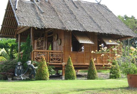 Hut Cottages by Huts Cottages Gazebos Buglas Bamboo Institute