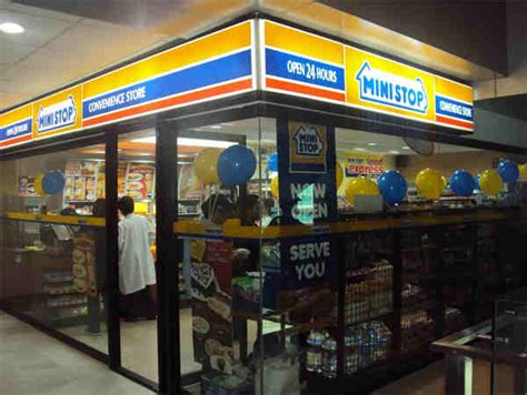 mini stop franchise in the philippines details fees and