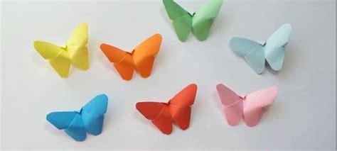 membuat kupu dari origami cara membuat origami kupu kupu kertas yang cantik pingu