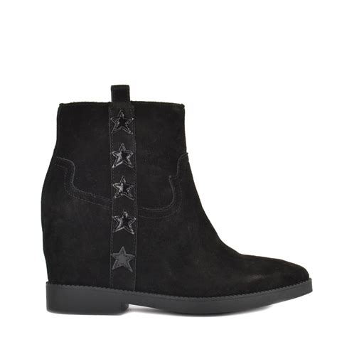 shop ash wedge boots in black for aw17 the goldie boots