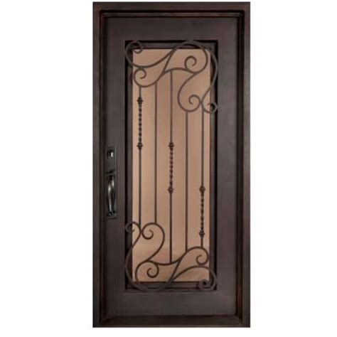 decorative wrought iron doors 2017 2018 best