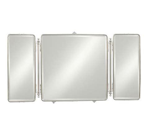 tri fold mirrors bathroom 17 best ideas about tri fold mirror on pinterest