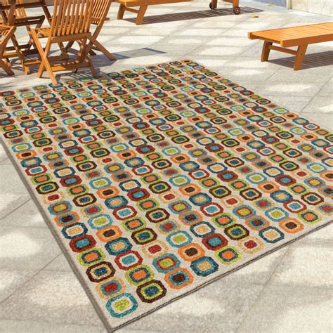Large Indoor Outdoor Rugs Orian Rugs Indoor Outdoor Squares Slot Machine Multi Area Large Rug 2364 8x11 Orian Rugs