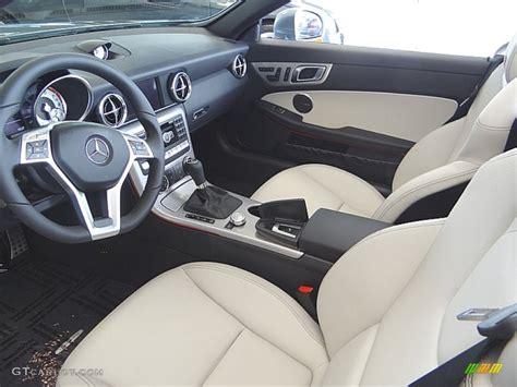 Slk 250 Interior by Ash Black Interior 2013 Mercedes Slk 250 Roadster