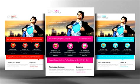 business flyer templates microsoft word besttemplates123
