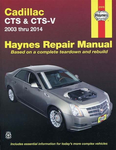 best auto repair manual 2003 cadillac cts navigation system cadillac cts cts v repair manual 2003 2014