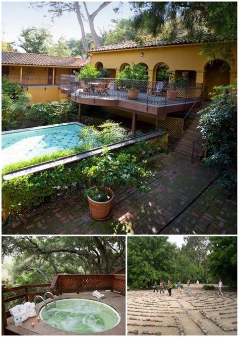 Luxury Detox Spa California by Sycamore Mineral Springs Resort In San Luis Opisbo Ca