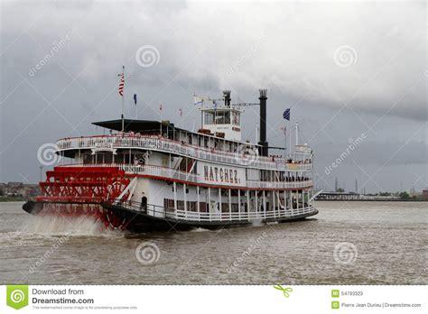 barco a vapor editorial barco de vapor de natchez foto de archivo editorial