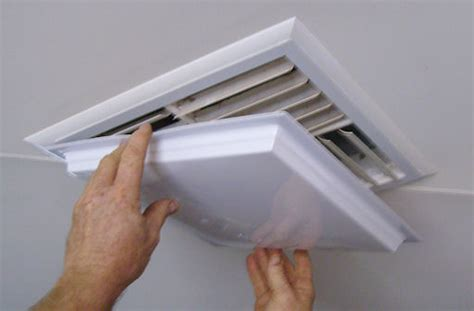 Ac Ceiling Vent Covers by Installation Vent Cover Australia