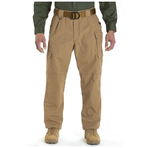 5 11 Tactical Series Brown 5 11 tactical mens cotton coyote brown