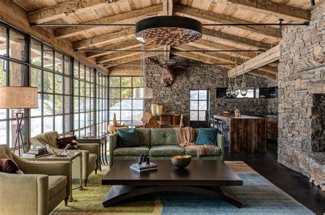 pearson design group camp run  muck cabin