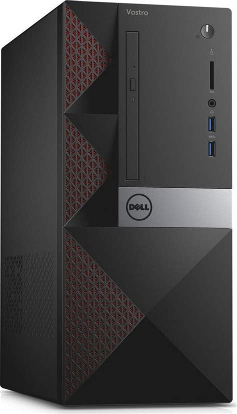 Dell Inspiron Desktop 3650mt 6400 dell vostro 3650 mt i5 6400 4gb 1tb radeon hd r9 360