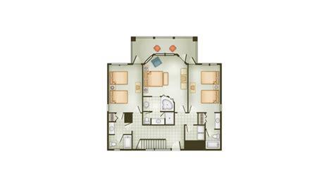 Disney Vero Cottage Floor Plan - disney s vero resort dvc rentals