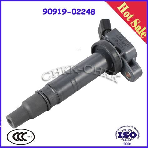 high quality toyota ignition coil 90919 02248 prado coaster 4runner hilux buy toyota ignition
