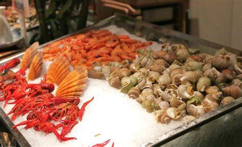 實拍澳門金沙奧旋自助晚餐 澳門圖說天下 Hopetrip旅遊網 Seafood Buffet In Louisiana