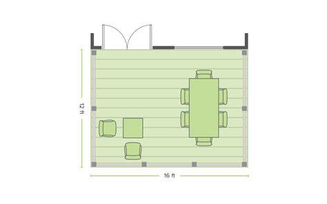 deck furniture layout tool rectangle deck designs plans trex