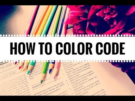 youtube color code how to color code youtube