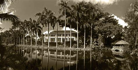 bonnet house ft lauderdale bonnet house museum and gardens historic estate history