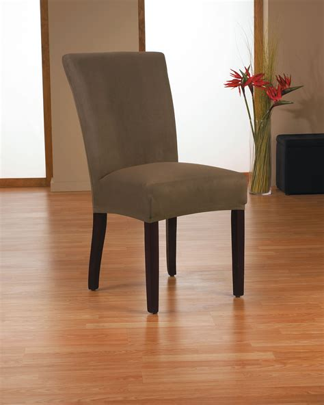 Fitted Dining Room Chair Covers Fitted Dining Chair Covers Sure Fit Stretch Pique Dining Room Chair Cover Ebay Scoopon
