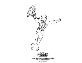 power rangers zeo coloring pages power rangers zeo colouring pages page 3 az coloring pages