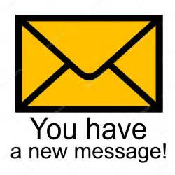 you have a new message stock photo 169 tmiobg 1747772