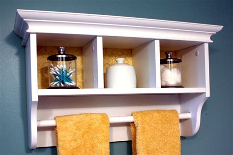 Small Wall Shelves Bathroom Best Decor Things Small Bathroom Wall Shelves