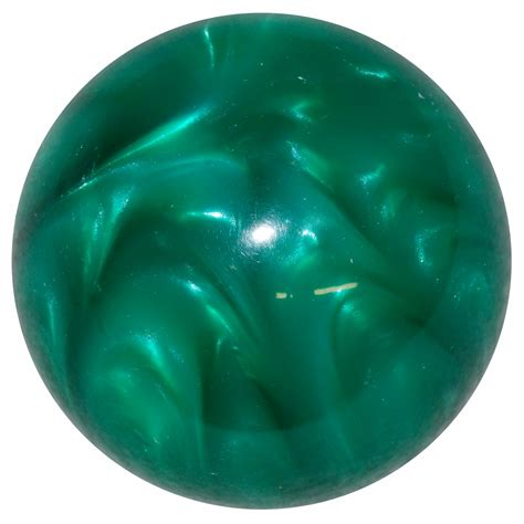 Green Knobs by Green Pearl Shift Knob