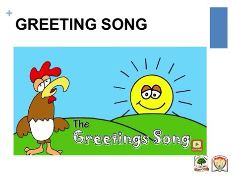 greeting song esl class 1 basic