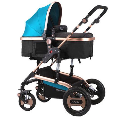 Alas Stroller Baby 1 baby stroller 3 in 1 foldable stroller foldable stroller aluminium baby carriage push car stokke