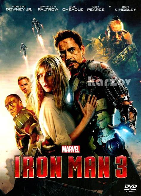 Accin Aventura by Iron 3 Marvel Comics Cine Accion Aventuras Pelicula