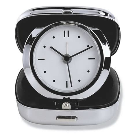 personalised travel alarm clock business gifts express