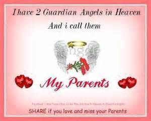 For our parents in heaven miss you both so very much forever in our