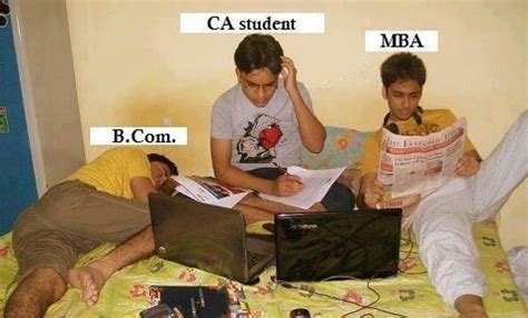 Getting A Mba For C Students by B Mba And Ca Students Pictures Mba